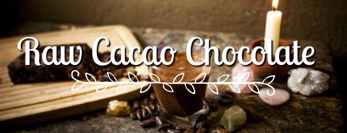 Raw Cacao Chocolate