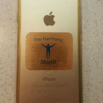 Harmonic EMF Shield 6